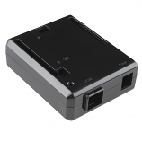Arduino Uno Enclosure - Black Plastic
