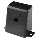 Raspberry Pi Camera Case - Black Plastic