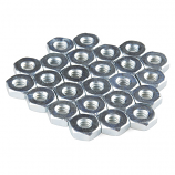 Nut - Metal (6-32, 25 pack)