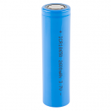 Polymer Lithium Ion Battery - 18650 Cell (2600mAh)
