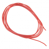 Hook-Up Wire - Silicone 30AWG (Red, 1M)