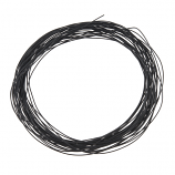 Hook-Up Wire - Silicone 30AWG (Black, 10M)