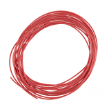 Hook-Up Wire - Silicone 24AWG (Red, 5M)