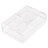 Pi Tin for the Raspberry Pi - Clear (B+)