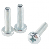 Screw - Phillip Head (M3 x 12mm, 3 pack)