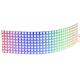 Flexible LED Matrix - WS2812B (8x32 Pixel)