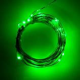 Fairy Lights - Green (2.5m)