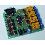 18 Pin PIC Development Board with Relays