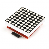 LED Matrix - Serial Interface - Red/Green
