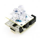 BlinkM MaxM - I2C Controlled RGB LED