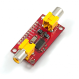 Breakout Board for MAX7456 On Screen Display