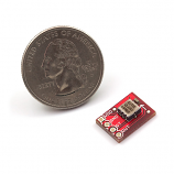 Single Axis Accelerometer Breakout Board - ADXL193 +/-250g