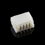 Connector 1.0mm Horizontal - 4 pin