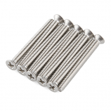 "Screw - Flat Head (1.25"", 4-40, 10 packs)"
