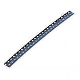 SMD LED - Red (strip of 25)