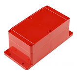 Enclosure - Flanged (Red)