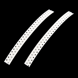 Resistor 100k Ohm - SMD (strip of 50)