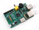 Raspberry Pi Single Board Linux Computer - Model B