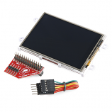 "Raspberry Pi Display Module - 3.2"" Touchscreen LCD"