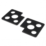 Dolly Wheel Plate - Drive B (pair)