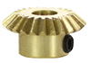 32 Pitch, 24 Tooth Bevel Gears