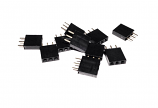 "Header - 3-pin Female (PTH, 0.1"")"