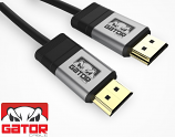 Premium HDMI v1.4 3ft cable by Gator Cable