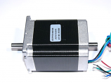 Stepper Motor - 267 oz.in  Dual Shaft NEMA23 (200 steps/rev)