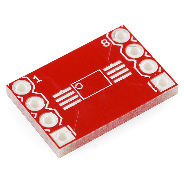 SSOP to DIP Adapter 8-Pin
