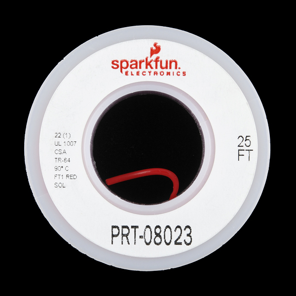Hook-up Wire - Red