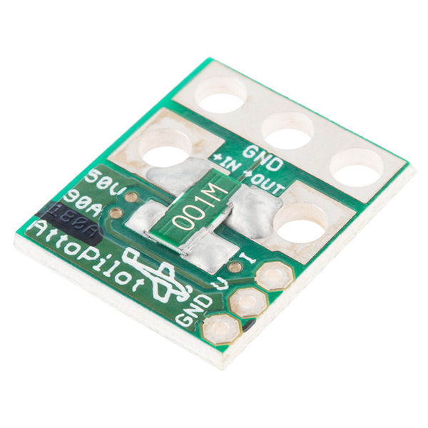 AttoPilot Voltage and Current Sense Breakout - 90A