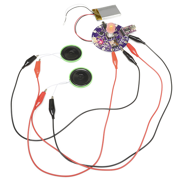 LilyPad MP3