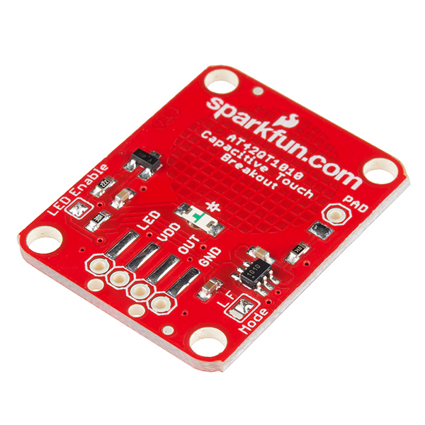 Capacitive Touch Breakout - AT42QT1010
