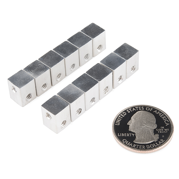 Attachment Blocks - 12 pack