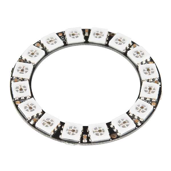 NeoPixel Ring - 16 x WS2812 5050 RGB LED