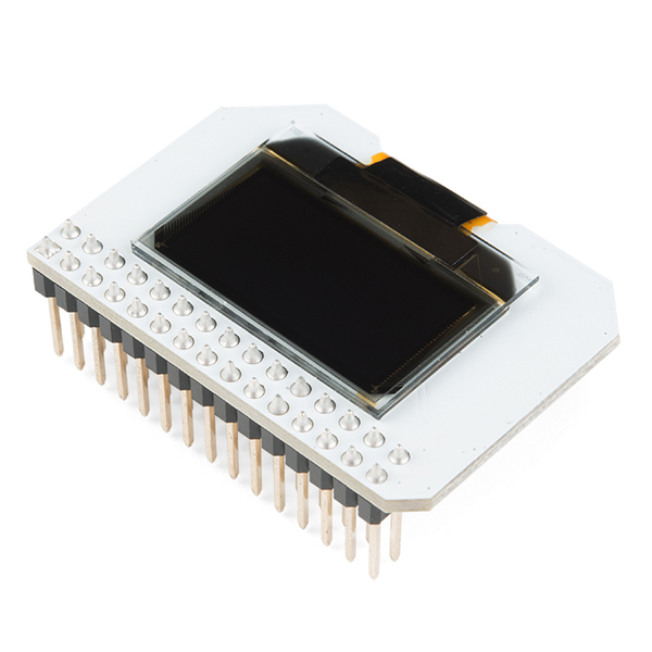 OLED Expansion Board for Onion Omega