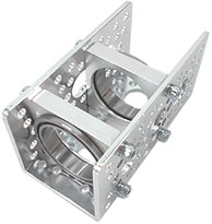 "Bearing Mount - Pillow Block Square (1"" Bore)"
